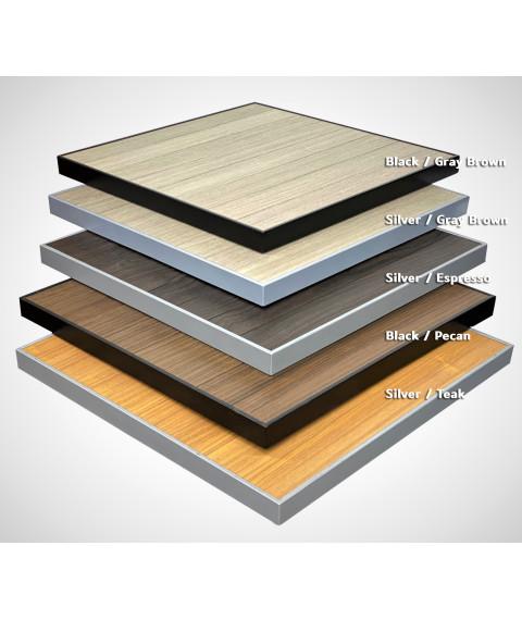 T75 Aluminum Patio Table
