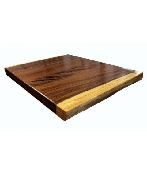 T19 South American Walnut Log Edge