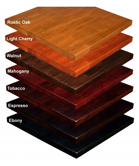 T24 Ashwood Custom Table Top - Butcher Block